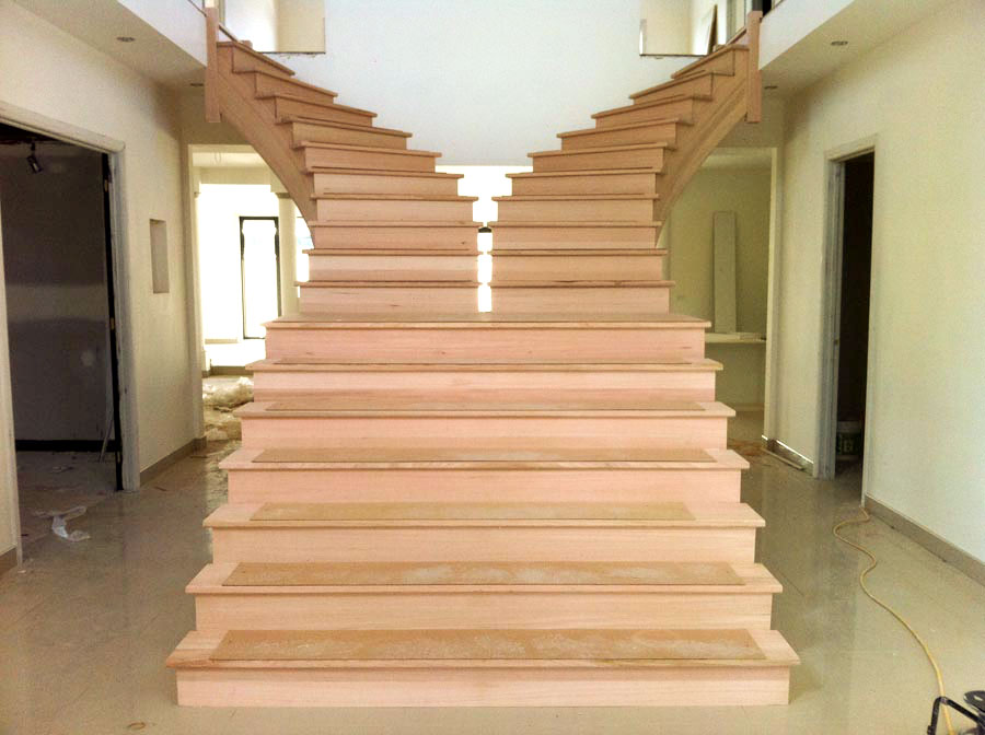 Staircase constructions custom stairs greater geelong metropolitan melbourne regional - Stairlift for curved staircase ...